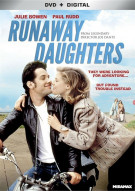 Runaway Daughters (DVD + UltraViolet) Movie