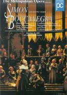 Metropolitan Opera, The: Simon Boccanegra Movie