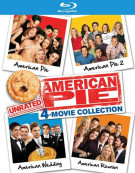 American Pie Unrated 4-Movie Collection Blu-ray