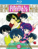 Ranma 1/2: Set 3 Standard Edition Blu-ray