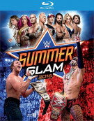 WWE: Summerslam 2016 Blu-ray