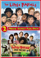 Little Rascals Movie Family Fun Pack, The Movie