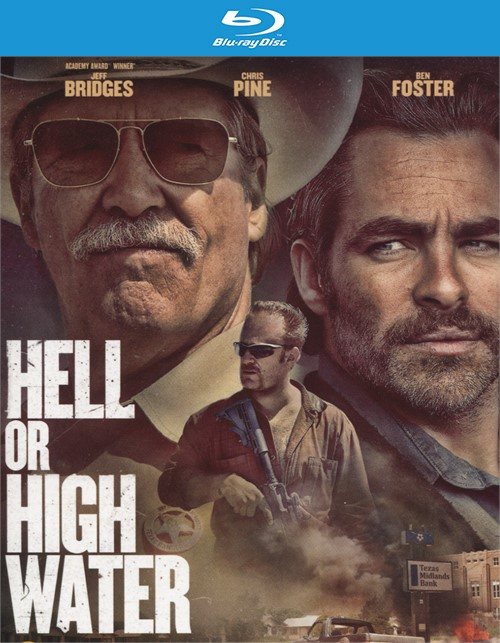 Hell Or High Water (Blu-ray + DVD + UltraViolet) Blu-ray