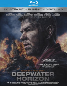 Deepwater Horizon (4K Ultra HD + Blu-ray + UltraViolet) Blu-ray