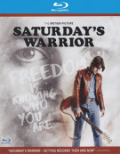 Saturdays Warrior Blu-ray