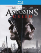 Assassins Creed (Blu-ray + DVD + UltraViolet) Blu-ray