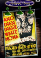 And Then There Were None (Madacy) Movie