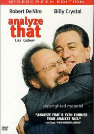 Analyze That (Widescreen) Movie