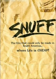 Snuff: Limited Edition Movie