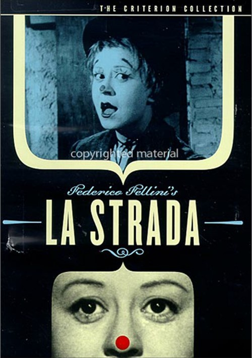 La Strada: The Criterion Collection Movie