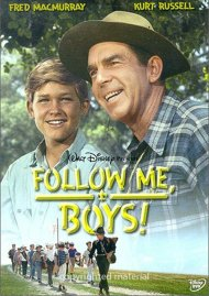 Follow Me, Boys! Movie
