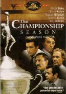 That Championship Season Movie