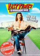 Fast Times At Ridgemont High: Special Edition (Widescreen) Movie