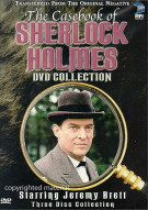 Casebook Of Sherlock Holmes, The: DVD Collection Movie
