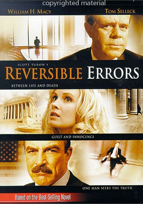 Reversible Errors Movie