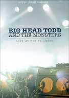 Big Head Todd & The Monsters: Live At The Fillmore Movie