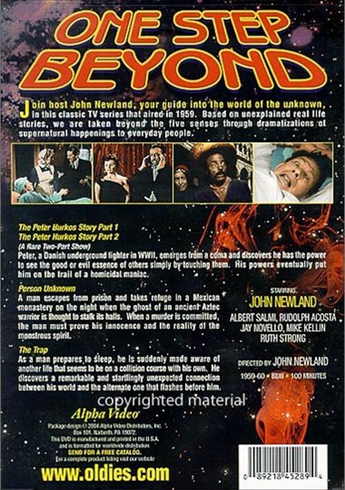 one step beyond volume 2 alpha dvd 1959 dvd empire