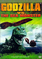 Godzilla Vs. The Sea Monster Movie