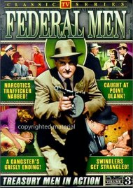 Federal Men: Volume 3  Movie