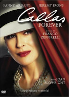 Callas Forever Movie