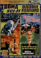 Cybernator - Digital Prophet (Troma Sci-Fi Double Feature Vol. 1 Movie