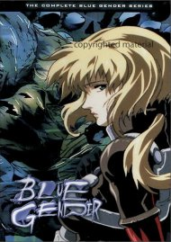 Blue Gender: Complete Series Movie