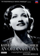 Kathleen Ferrier:  An Ordinary Diva [DVD w/Bonus CD]  Movie