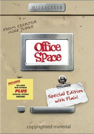 Office Space: Special Edition With Flair! Movie