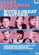 Learn Rockabilly Guitar With 6 Great Masters! Movie
