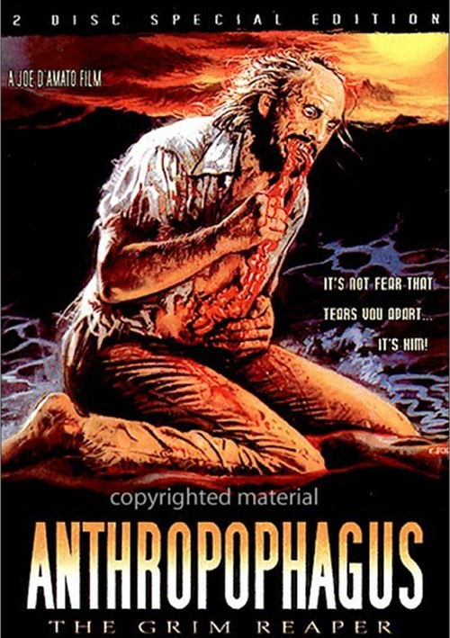 Anthropophagus: The Grim Reaper - 2 Disc Special Edition Movie