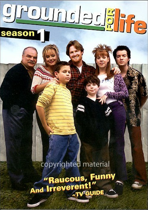 Grounded For Life: Season One Movie