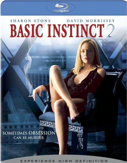 Basic Instinct 2 Blu-ray