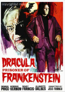 Dracula, Prisoner Of Frankenstein Movie
