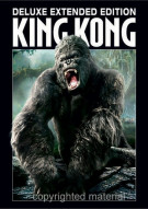 King Kong: Deluxe Extended Edition Movie