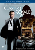 Casino Royale (Fullscreen) Movie