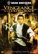 Vengeance Is A Golden Blade Movie