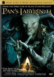 Pans Labyrinth: 2-Disc Platinum Series Movie