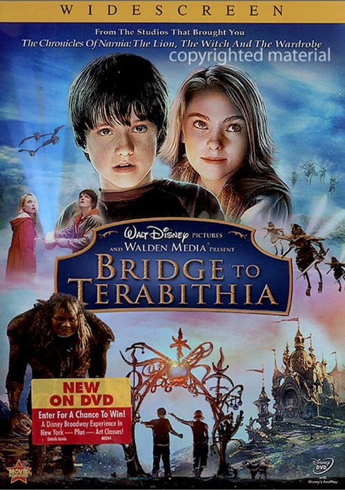 Bridge To Terabithia (Widescreen) Movie