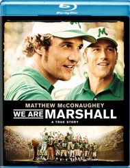 We Are Marshall Blu-ray