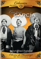 Coleccion Pedro Infante: Los Tres Garcia Movie