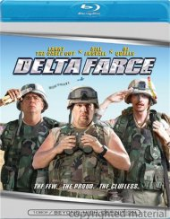 Delta Farce Blu-ray