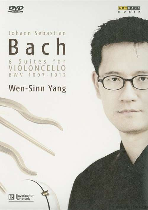 Wen-Sinn Yang: Bach 6 Suites For Violoncello Movie