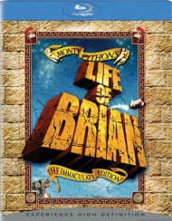 Monty Pythons Life Of Brian: The Immaculate Edition Blu-ray
