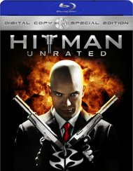 Hitman: Unrated Blu-ray