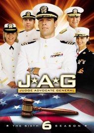 JAG: The Complete Sixth Season Movie