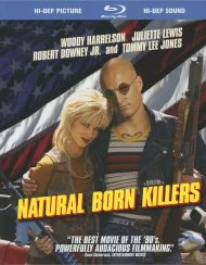 Natural Born Killers Blu-ray