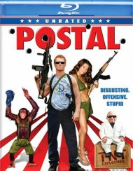 Postal: Unrated Blu-ray