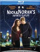 Nick & Norahs Infinite Playlist Blu-ray