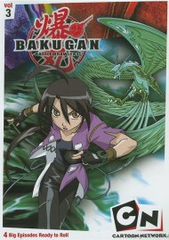 Bakugan: Good Versus Evil - Volume 3 Movie