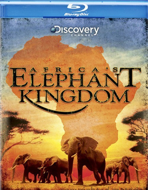 Africas Elephant Kingdom Blu-ray